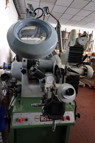 High precision sharpening machine - Precision metal turnery